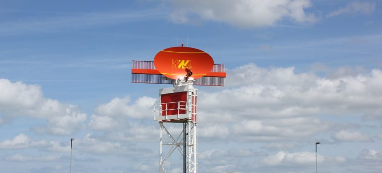 West Wales Airport New Radar