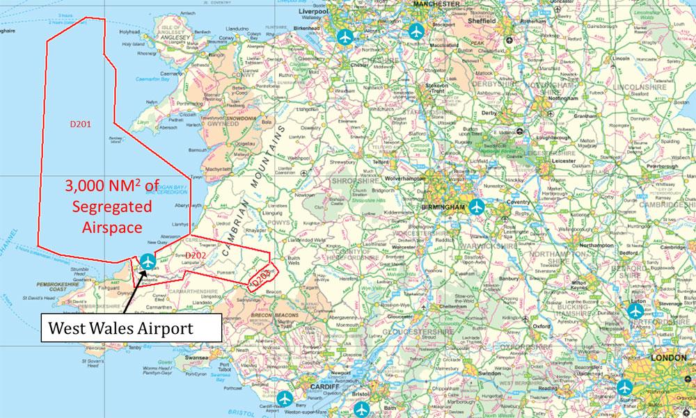 Uas west wales airport aberporth westwalesairport airspace publicscrutiny Gallery