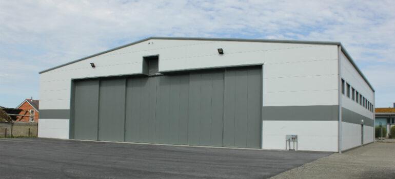 New WWA Hangar